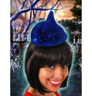 Little witch hat blue