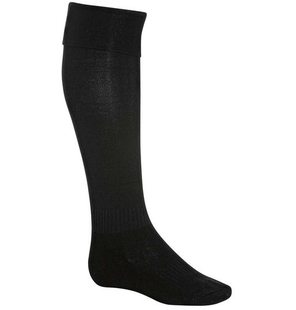 Long socks black