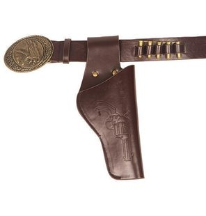 Luxe cowboy holster