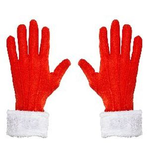 Luxury Christmas Gloves