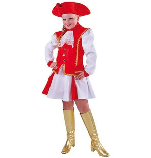 Majorette costume for girls