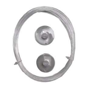 Nylon wire 10 meters and 2 suction cups