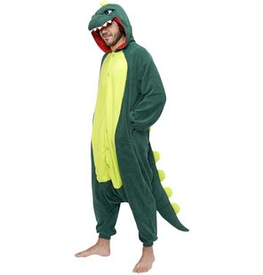 Onesie Dragon for adults