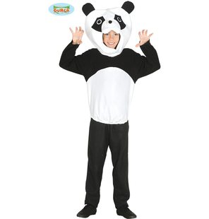 Panda costume for kids