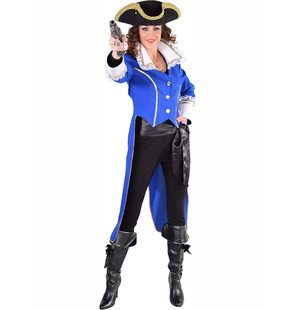 Pirates Admiral Jacket Blue