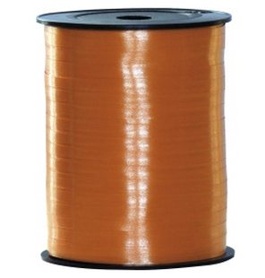 Poly ruban sur un rouleau orange (de 500mx5mm)