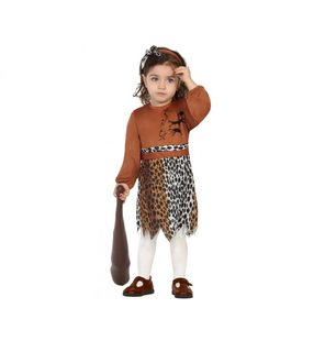 Primitive baby girl costume