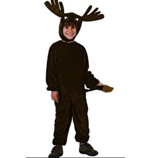 Reindeer costume child