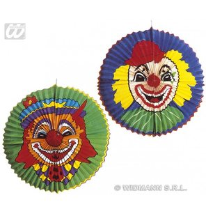 Reus Clown Lampion