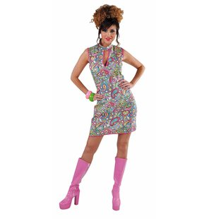 Robe disco 'Happy'