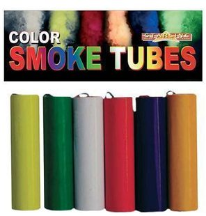 Rookbom  mix color 15 gr 6 stuks(per pak)