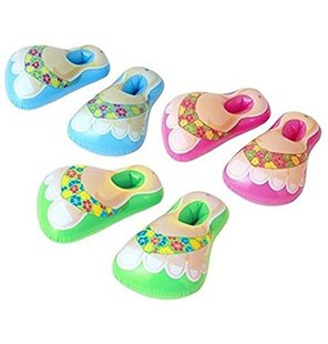 Sandals Hawaii inflatable