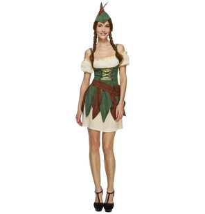Sexy Robin Hood Dress