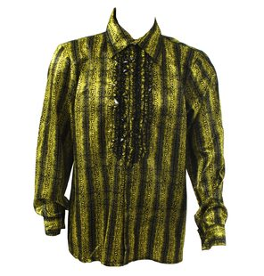 Shirt with animal print Reptiel