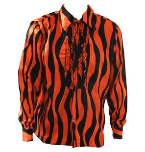 Shirt with animal print Tijger