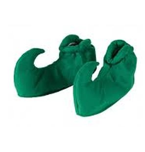 Shoe covers elf Green