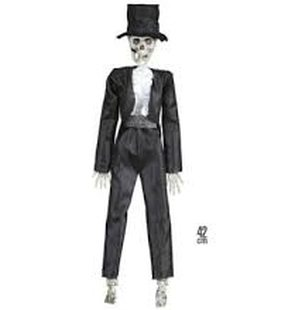 Skeleton Groom Deco Halloween