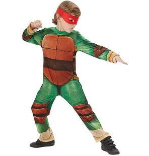 Teenage mutant ninja turtle deguisement pour enfants