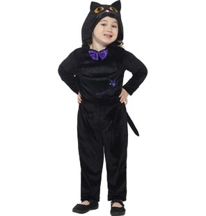 Toddler costume cat