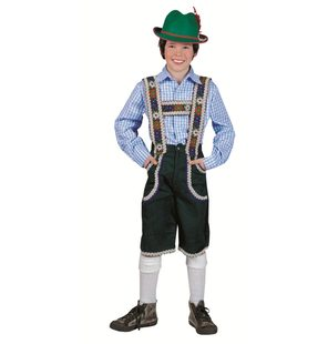 Tyrolean pants for children Anton