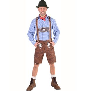 Tyrolean trousers luxury Oktoberfest