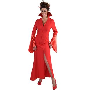 Vampire Devil dress Red