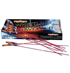 Whistling Moon traveller 12 pieces