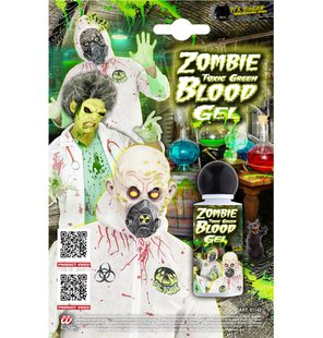 Zombie toxic green blood  28 mL