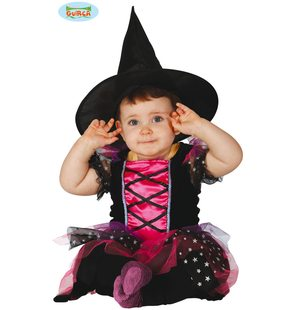 baby witch costume halloween