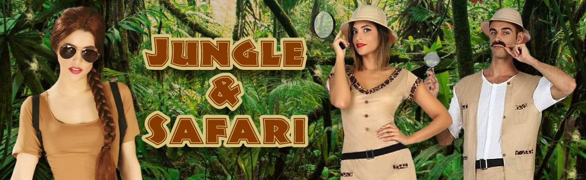 Jungle and safari