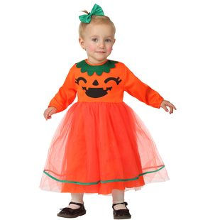 cute litlle pumpkin dress