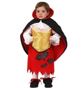 vampire girl costume for babies